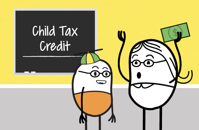 Advance Child Tax Credit featured blog post image   CPA Nerds